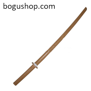 Junior White Oak Bokken (Long Daito - 90cm)