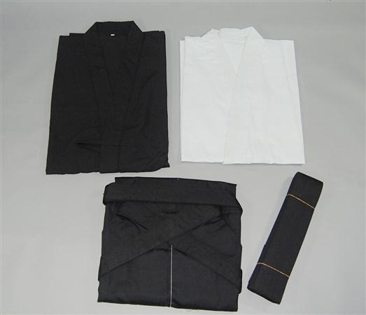 Practice Iaido Gi and Hakama Set (4 Pcs)