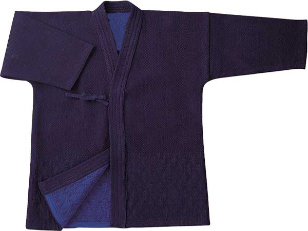 Premium Double layered Keikogi (Blue)