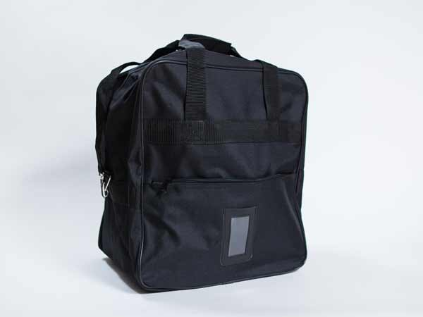 Small-Mid Size High Quality Nylon Bogubag (Black)