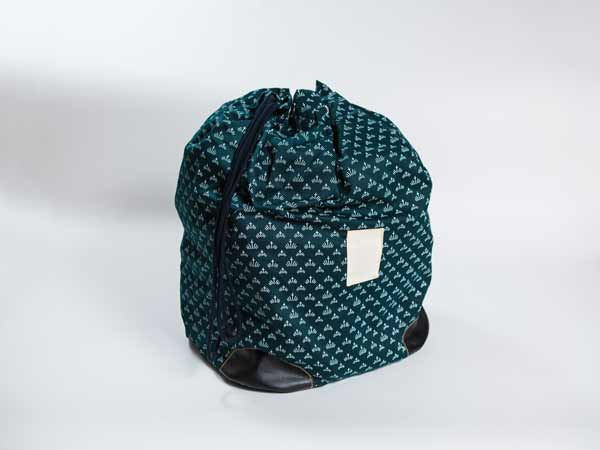 Traditional Fabric Drawstring Bogu Bag