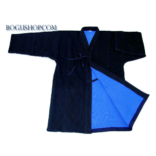 Premium Keikogi with Power-Dry layer (Blue)